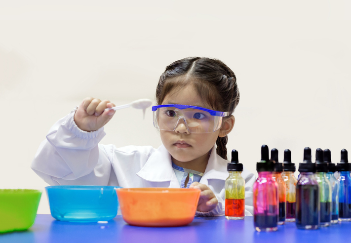 science chemical play